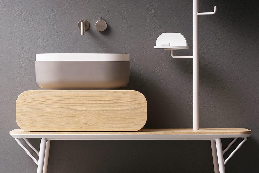NOVELLO, l'arredamento e il design per il bagno
