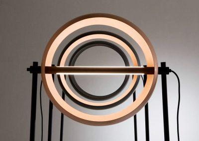 LAURA MERONI - Globe - Lampada da terra