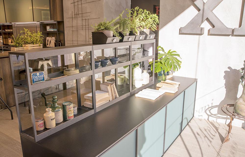 Molino48 milano cucine moderne zampieri arredamento e design - Zampieri cucine showroom ...