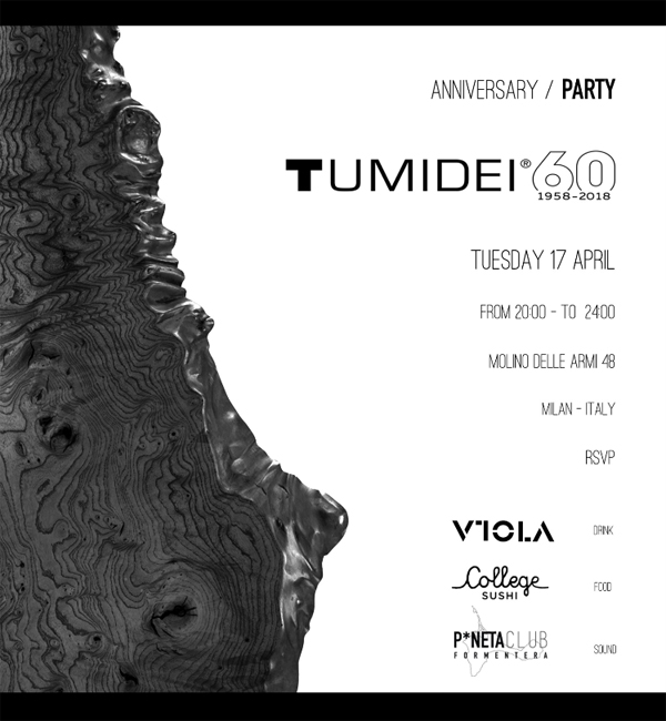 TUMIDEI 60 Anniversary Party